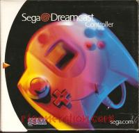 Dreamcast Controller Official Box Front 200px