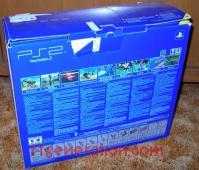 Sony PlayStation 2  Box Back 200px