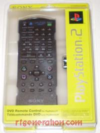 DVD Remote Control Kit Model 2 Official Sony Box Front 200px