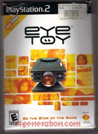 EyeToy  Box Front 200px