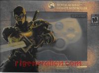 Mortal Kombat Fatality Kontroller Scorpion Box Front 200px