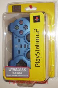 Katana 2.4 GHz Wireless Force 2 Controller Official Licensed - Blue/Bleu Box Front 200px