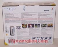 Sony PlayStation 2 Slimline - Satin Silver Box Back 200px