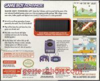 Nintendo Game Boy Advance Indigo Box Back 200px