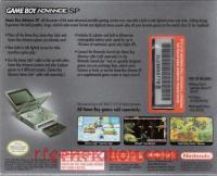 Nintendo Game Boy Advance SP Platinum Box Back 200px