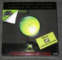 Microsoft Xbox Mountain Dew Lime Green Box Front 200px