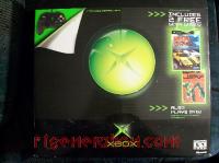 Microsoft Xbox Sega GT 2002 / Jet Set Radio Future Bundle Box Front 200px