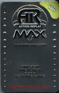 Action Replay  Box Front 200px