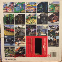 Nintendo GameCube Indigo - Digital Out Box Back 200px
