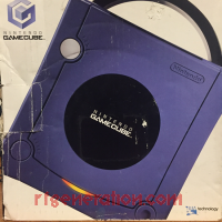 Nintendo GameCube Indigo - Digital Out Box Front 200px