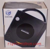 Nintendo GameCube Black with Digital Out Box Front 200px