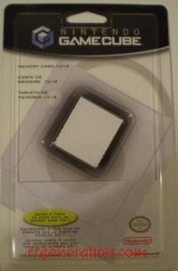 Memory Card 1019 White - Official Nintendo Box Front 200px