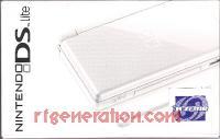 Nintendo DS Lite Polar White Box Front 200px