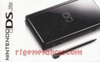 Nintendo DS Lite Onyx Box Front 200px
