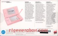 Nintendo DS Lite Coral Pink Box Back 200px
