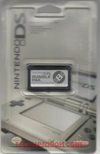 Rumble Pak  Box Front 200px