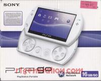 Sony PSPgo Pearl White Box Front 200px