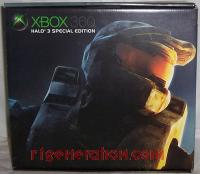 Microsoft Xbox 360 Halo 3 Special Edition Box Front 200px