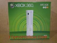 Microsoft Xbox 360 Arcade Box Front 200px