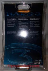 Microsoft Xbox 360 Wireless Controller Halo 3 Limited Edition - Master Chief Box Back 200px