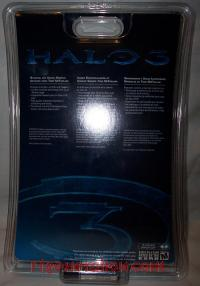 Microsoft Xbox 360 Wireless Controller Halo 3 Limited Edition - Covenant Brute Box Back 200px