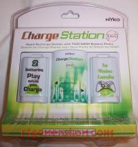 Charge Station 360 Nyko - White Box Front 200px