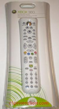 Universal Media Remote Official Microsoft Box Front 200px