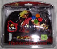 Street Fighter IV FightPad Ken Box Front 200px