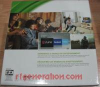 Microsoft Xbox 360 S 4 GB Box Back 200px