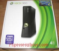 Microsoft Xbox 360 S 4 GB Box Front 200px