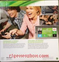 Microsoft Xbox 360 Spring Bundle 2013 Box Back 200px