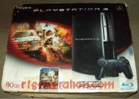 Sony PlayStation 3 80GB MotorStorm Bundle Box Front 200px