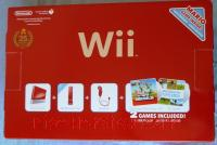 Nintendo Wii Mario 25th Anniversary Box Back 200px