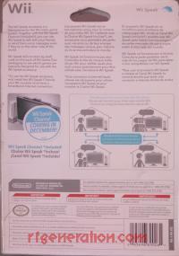 Wii Speak Microphone  Box Back 200px