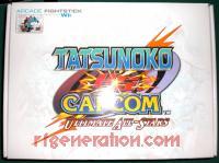 Arcade FightStick Collector's Edition - Tatsunoko VS. Capcom Box Front 200px