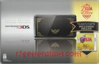 Nintendo 3DS Zelda 25th Anniversary Special Edition Box Front 200px