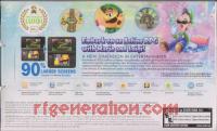 Nintendo 3DS XL Silver Mario & Luigi Edition Box Back 200px