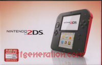 Nintendo 2DS Crimson Red Box Front 200px