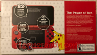 new Nintendo 2DS XL  Box Back 200px