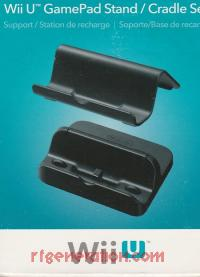 Wii U GamePad Stand / Cradle Set  Box Front 200px