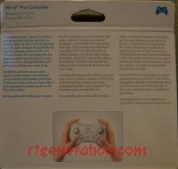 Wii U Pro Controller White Box Back 200px