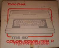 Radio Shack TRS-80 Color Computer 2  Box Front 200px
