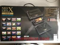 Neo Geo X Gold Limited Edition Box Back 200px