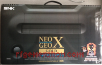 Neo Geo X Gold Limited Edition Box Front 200px