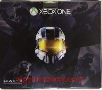 Microsoft Xbox One Halo: The Master Chief Collection Bundle Box Back 200px