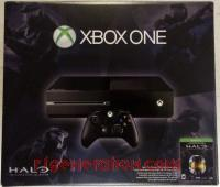 Microsoft Xbox One Halo: The Master Chief Collection Bundle Box Front 200px