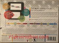 new Nintendo 3DS XL  Box Back 200px