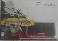 new Nintendo 3DS XL Fire Emblem Fates Edition Box Front 200px