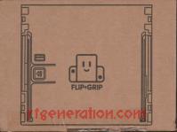 Flip Grip  Box Front 200px