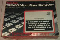 Radio Shack TRS-80 Micro Color Computer Model MC-10  Box Front 200px
